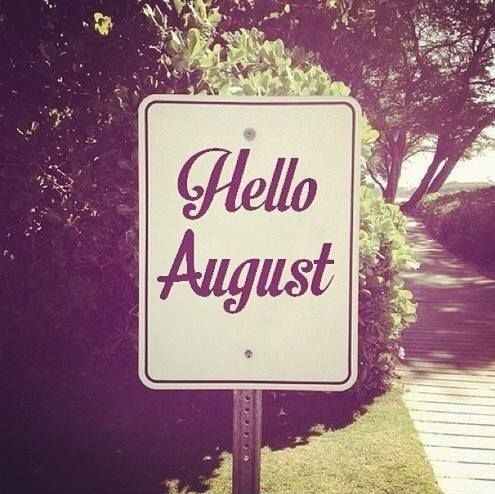 Goodbye July!